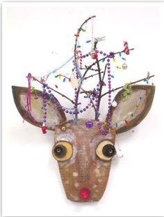 Holiday craftiness @small hands big art