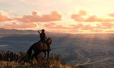 Red Dead Redemption is an example of a computer game that gives you an experience unlike any other.