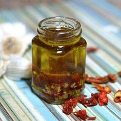 Garlicky Sun-Dried Tomato-Infused Oil - Allrecipes.com