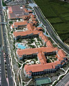 Hyatt Regency Huntington Beach, CA B301 Old Mission Blend