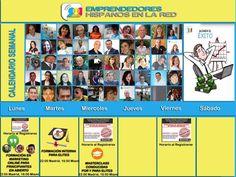 Todas las semanas tienes Capacitaciones Gratuitas sobre marketing Online, liderazgo, etc Formación de Alto Valor Lo estamos dando Todo!!!