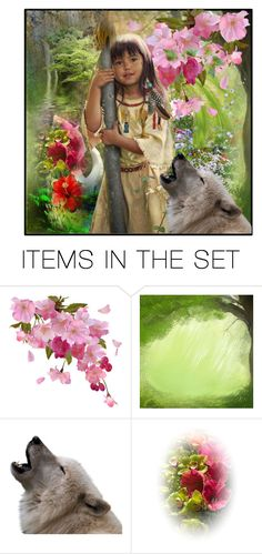 """""""I Was Born On The Prairies Where The Wind Bleu Free ......"""" by cathinka180 ❤ liked on Polyvore featuring art"""