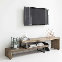 Ikea Tv Stand, Tv Stand Decor, Swivel Tv Stand, Diy Tv Stand, Living Room Shelves, Living Room Tv, Living Room Decor Around Tv, Simple Living Room, Cozy Living