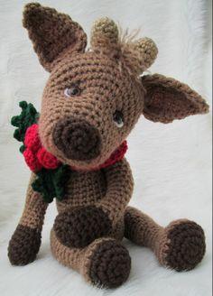 Holiday Crochet Patterns #pinittomakeit