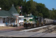 RailPictures.Net Photo: NS 8099 Norfolk Southern GE ES44AC at Tuscaloosa, Alabama by hawleywe   ..rh