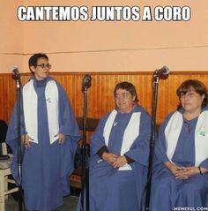 cantemos juntos a coro