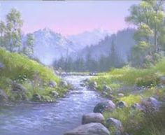 Let's Make a Painting: Creating a haze effect with artist Jerry Yarnell