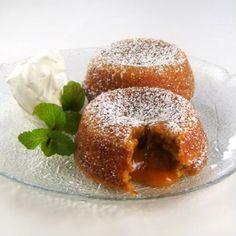 One Perfect Bite: Butterscotch Molten Lava Cakes  http://oneperfectbite.blogspot.com.au/2011/03/molten-butterscotch-lava-cakes.html#
