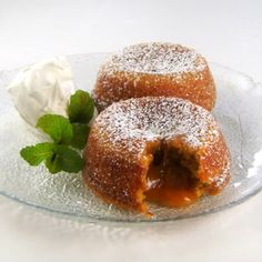 Butterscotch Molten Lava Cakes http://VIPsAccess.com/luxury/hotels/caribbean.html
