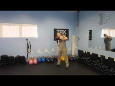 Kettlebell Lateral Crunch