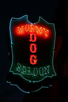 Wormy Dog Saloon...Bricktown..Oklahoma City, Oklahoma