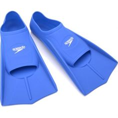 Nadadeira Speedo Trainning. Confeccionada toda em silicone é ideal para o auxilio no nado, seja na piscina ou no mar.
