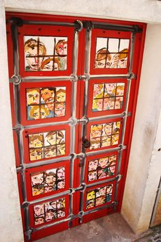#Portugal doors: #Madeira, #Funchal