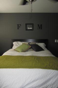 Master bedroom Bedroom Ideas, Bedroom Decor, Master Bathroom, Sweet Home, House Ideas, Frame, Furniture, Home Decor, Picture Frame