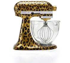 love this kitchen aid stand mixer!