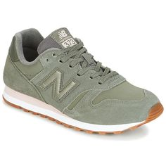 Rollin bunkers | Baskets basses New Balance WL373 Corail