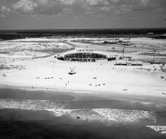 Florida Memory - Tower Beach Casino - Fort Walton Beach, Florida 1959