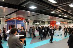 Le village IBM #Mobilefirst composé du stand Mobilefirst et de tous les partenaires