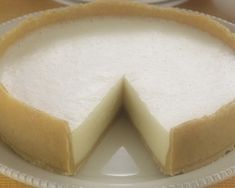 The texture of this Dairy-Free Cheesecake is silky smooth. No one will guess it s made with tofu.
