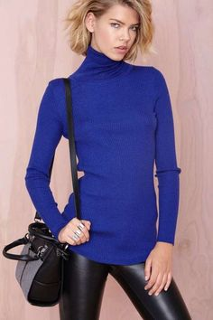 Nasty Gal Warm It Up Sweater on shopstyle.com
