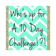 Any product we have you can do a challenge for