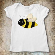 bumblebee applique template cute bee applique pattern pdf file diy