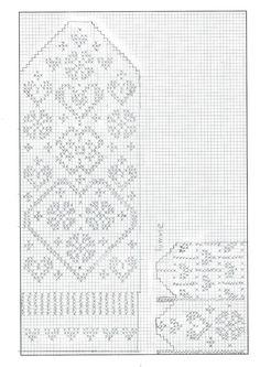 Knitting Charts Socks Libraries Ideas For 2019 Knitting Machine Patterns, Knitting Charts, Loom Patterns, Knitting Stitches, Mittens Pattern, Knit Mittens, Knitted Blankets, Knitting Socks, Crochet Unicorn Hat