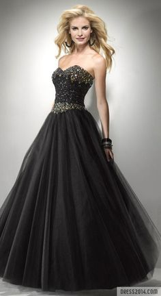 prom dresses ball gowns <<< I love this, but my hair is short and I'm not sure how that would look.