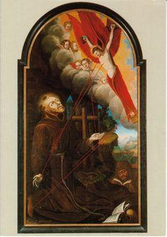 The Stigmata of St Francis