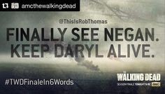 Really need to get caught up before it gets spoiled #twd #thewalkingdead #darryldixon