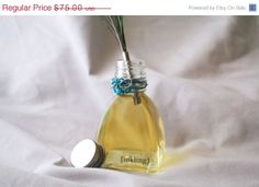 Clearance blowout - Chimera pure perfume & essential oils by InklingScents on Etsy, $45.00 - regularly $75!  Hey, isn't Mother's Day just around the corner? :)