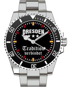 Dresden Tradition verbindet - Herren Armbanduhr 2277 von UHR63 auf Etsy