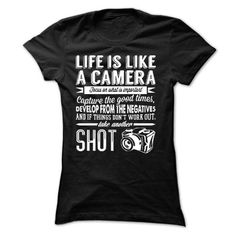 Best Camera Shirt - #funny shirt #black tshirt. FASTER => https://www.sunfrog.com/Automotive/Best-Camera-Shirt-Ladies.html?68278