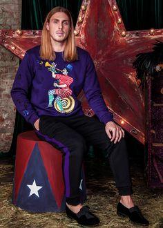 Katya Dobryakova /  FALL WINTER 2016-2017 Showroom, Christmas Sweaters, Fall Winter, Women Wear, Jackets, Design, Fashion, Down Jackets, Moda