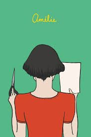 Image result for poster amelie poulain