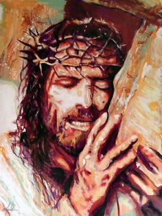 And he bearing his cross went forth into a place called [the place] of a skull, which is called in the Hebrew Golgotha: -John 19:17 this is something that acualy hapened