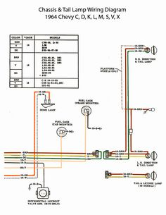 electric cab light installation 60s chevy c10 wiring electric wiring diagram chassis tail lamp