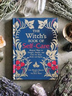 The Witch's Book of Self Care - Rite of Ritual Magick Book, Witchcraft Books, Witchcraft For Beginners, Under Your Spell, Baby Witch, Retro Poster, Witch Aesthetic, Book Of Shadows, Wiccan