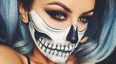 Afbeeldingsresultaat voor Halloween make up
