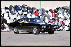 1970 Pontiac GTO Ram Air III  400/366 HP, 4-Speed