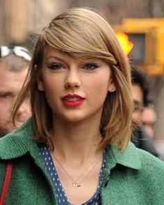 Love taylor swift's hair cut