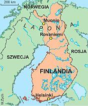 Finlandia: Finlandia - Geozeta.pl