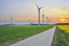Regenerative Energien sind inzwischen günstiger als Kernenergie. Quelle Bild: Getty Images