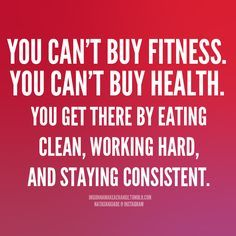 daily consistency fitness motivation - Google Search