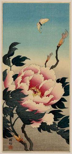Thumbnail of Original Japanese Woodblock Print by Shoson