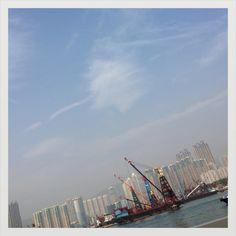 Hong Kong. Summer 2012