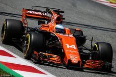 Spanish GP 2017, Fernando Alonso, Qualifying