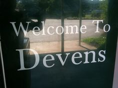 Welcome to Devens, MA