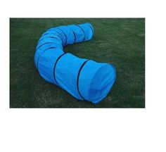 Agility Dog Training Tunnel Exercise Equipment Pet Supplies Toys Tubes Parchutes…