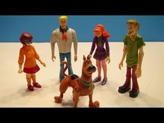 SCOOBY-DOO MYSTERY SOLVING CREW PLAYSET MYSTERY INC VIDEO TOY ... Scooby Doo Mystery Incorporated, Toy Store, Toys, Disney, Activity Toys, Clearance Toys, Gaming, Games, Toy